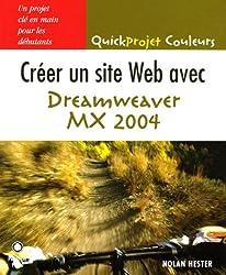 Créer une page Web avec Dreamweaver