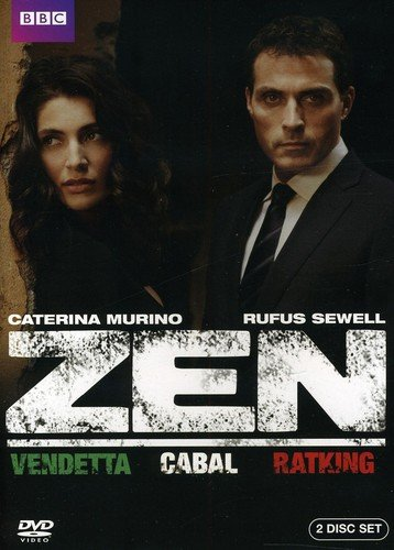 Zen: Vendetta/Cabal/Ratking Various BBC Home Entertainment 17616410 British TV