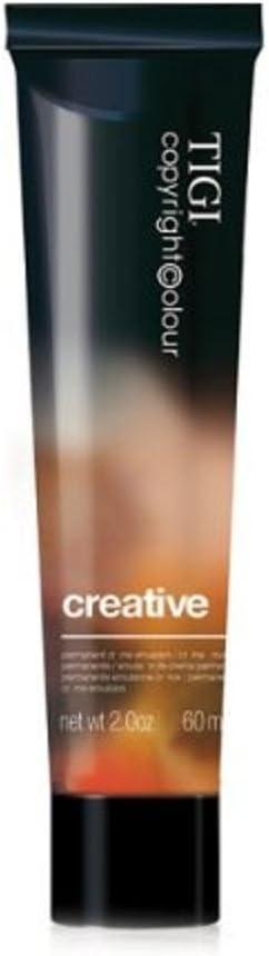 Tigi Gloss - Tinte para cabello (60 ml), color rubio medio cobre intenso 7/44