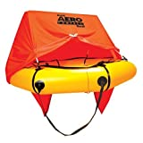 Revere 2 Person Aero Compact Life Raft with Canopy