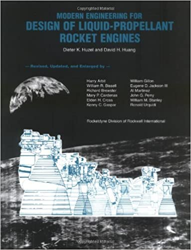 Modern Engineering For Design Of Liquid-propellant Rocket Engines por Dieter K. Huzel epub