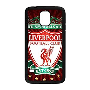 RHGGB Five major European Football League Hight Quality Protective Case for Samsaung Galaxy S5