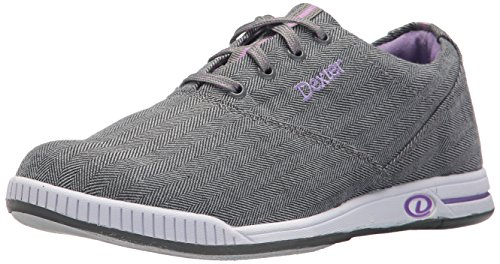 Dexter Comfort Canvas Series Womens Kerrie Bowling Shoes, Size 9.5 by Dexter