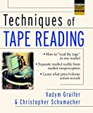 img - for Techniques of Tape Reading book / textbook / text book