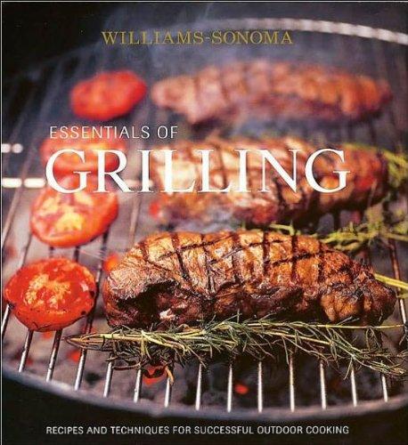 Williams-sonoma Essentials of (Williams Sonoma Grilling)