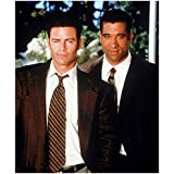 Charmed Brian Krause as Leo Wyatt Standing Looking Handsome 8 x 10 Inch Photo