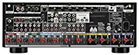 Denon AVRX4300H 9.2 Channel Full 4K Ultra HD AV Receiver with Built-in HEOS wireless technology featuring Bluetooth and Wi-Fi by Denon