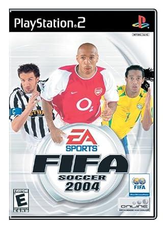 Amazon com: FIFA Soccer 2004: Video Games
