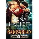 Barbarian: A Scifi Alien Romance (Galactic Gladiators Book 6)