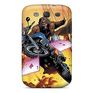 InezMt Premium Protective Hard Case For Galaxy S3- Nice Design - Gambit I4