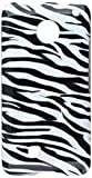 virgin mobile pcd chaser - MYBAT PCDCHASERHPCIM056NP Compact and Durable Protective Cover for Virgin Mobile PCD Chaser VM2090/Wi921 - 1 Pack - Retail Packaging - Zebra Skin