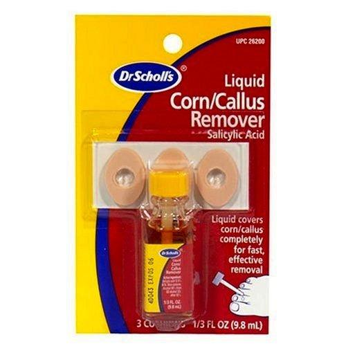 Dr. Scholl's Liquid Corn & Callus Remover 10 ml Dr. Scholl's 26200
