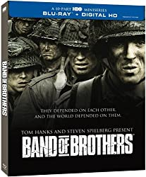 Band of Brothers (Rpkg/DC Exp2021/Blu-ray)Based on the bestseller by Stephen E. Ambrose, the epic 10-part miniseries Band of Brothers tells the story of Easy Company, 506th Regiment of the 101st Airborne Division, U.S. Army. Drawn from interviews wit...