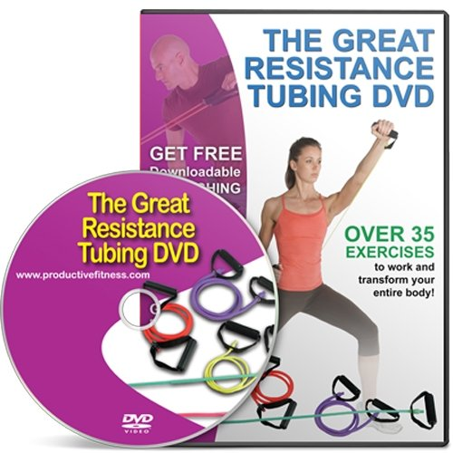 Productive Fitness Strength Resistance Training DVD