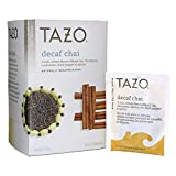 Tazo Decaf Chai Black Tea Filterbags (20 count)