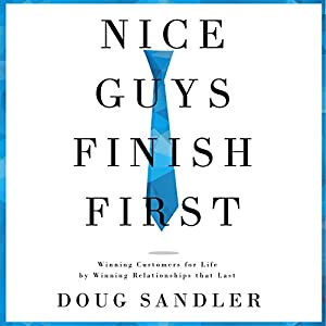 Nice Guys Finish First Audiobook