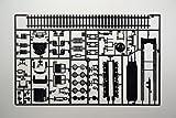 Italeri I8702 Model Locomotive BR50 Scale 1:87