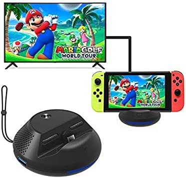 Base portátil para Nintendo Switch: Amazon.es: Electrónica