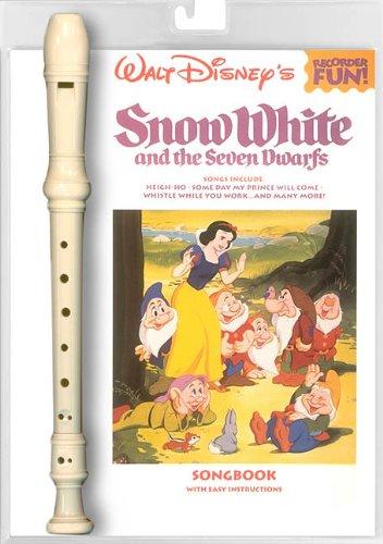 Snow White and the Seven Dwarfs (Recorder Fun)
