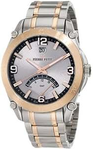 Pierre Petit Men's Casual Watch Stainless Steel Strap - P-806D