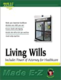 Living Wills, Made E-Z Products Staff, 1563824728