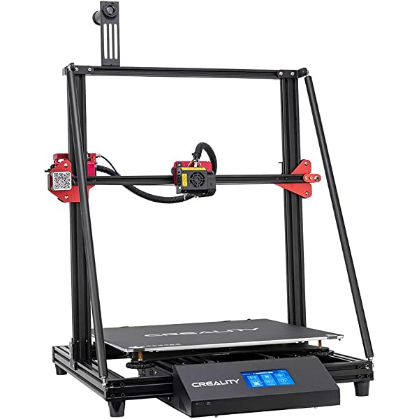 Creality 3D CR-10 MAX - Impresora 3D (450 x 450 x 470 mm): Amazon ...
