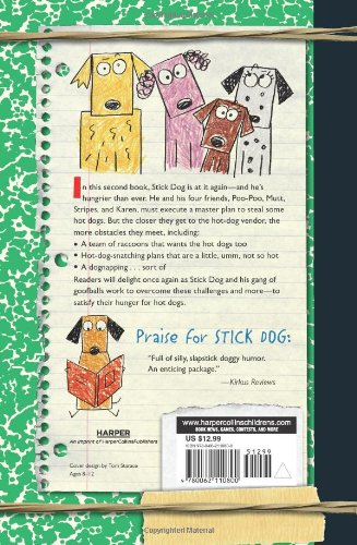 Stick Dog Wants a Hot Dog by HarperCollins (Image #1)