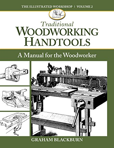 Traditional Woodworking Handtools: A  Manual for the Woodworker (Illustrated ()