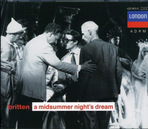 Britten: A Midsummer Night's Dream by DECCA,PRIMO NOVECENTO