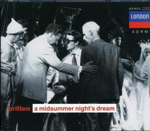 Britten: A Midsummer Night's Dream (Benjamin Britten War Requiem Best Recording)