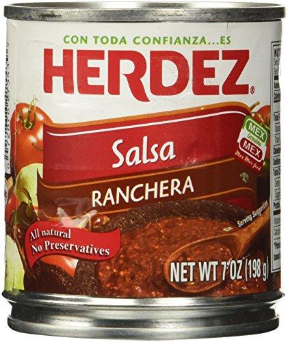 HERDEZ SALSA RANCHERA 7OZ