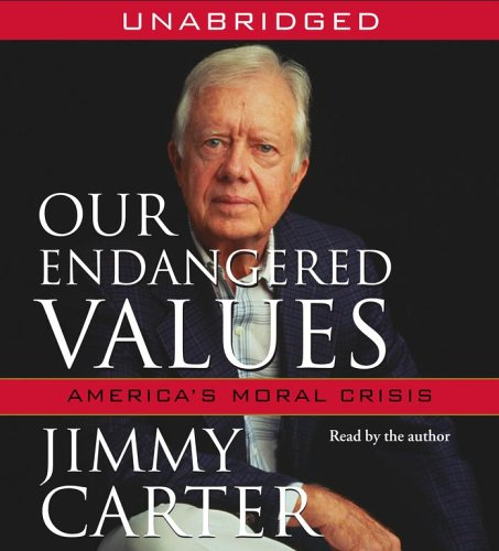 Our Endangered Values: America's Moral Crisis by Brand: Simon n Schuster Audio