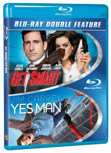 Get Smart / Yes Man [Blu-ray] by Warner Home Video