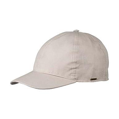 02d9f4692f8faf Pure Damen/Herren Cap/Basecap/Schirmmütze aus reinem Leinen, Leinen, Gr