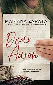 Dear Aaron by [Zapata, Mariana]