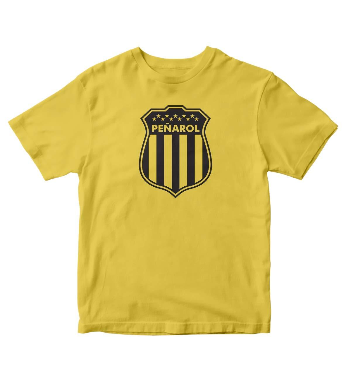 Tjsports Club Atl Tico Pe Arol Uruguay Futbol Shirt Camiseta S Yellow
