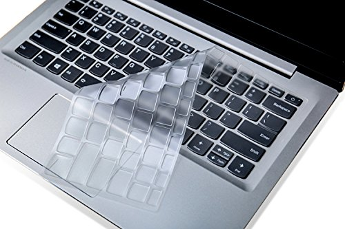 CaseBuy Ultra Thin Soft TPU Keyboard Protector Compatible wtih Lenovo Yoga 720 15.6 inch, Lenovo Flex 5 15 inch, Lenovo Flex 5 14 inch Laptop(NOT Fit Yoga 730 15)