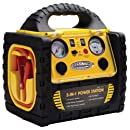 RoadPro RPAT715 1RoadPro RPAT715 12V Rechargeable Jumpstarter Emergency System with Air Compressor and Power Inverter