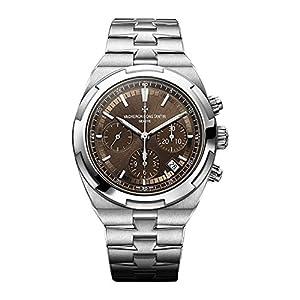 51B3Bo5nXaL. SS300  - VACHERON CONSTANTIN Overseas Brown Dial Men's Chronograph Watch