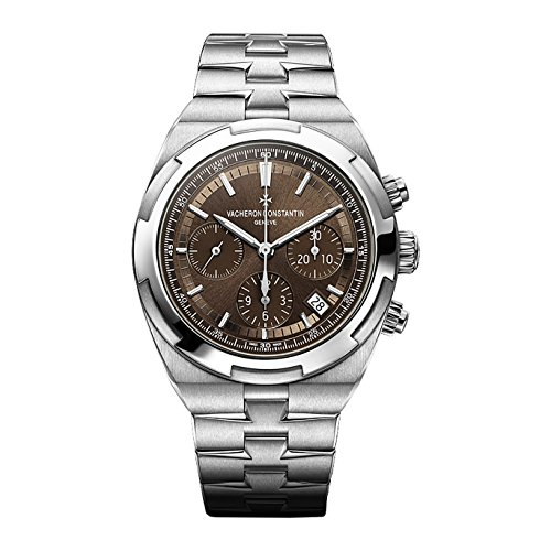 VACHERON CONSTANTIN Overseas Brown Dial Men's Chronograph for sale  Delivered anywhere in USA