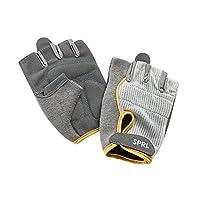 SPRI Women's Fitness Gloves, Medium/Large
