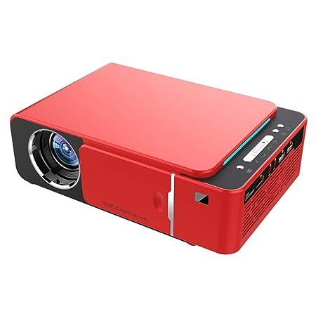 FENGT Proyector De Video Mini Proyector Multimedia PortáTil ...