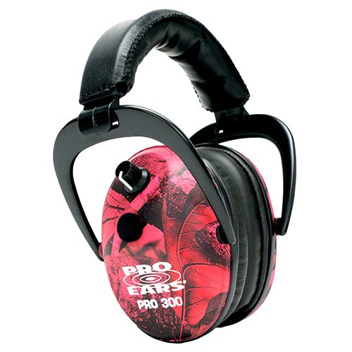 Pro Ears 252677 Pro 300 NRR 26 Real Tree Pink Camo Tactical & Duty Equipment by Pro Ears