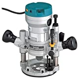 Makita RP1101 2-1/4 HP Variable Speed Plunge Router