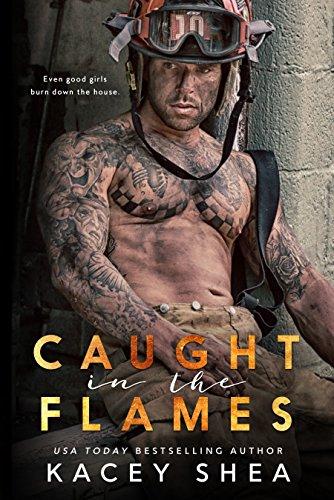 Caught Flames Kacey Shea ebook product image