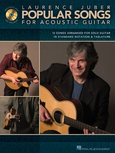 Popular Songs for Acoustic Guitar: 12 Songs Arranged for Solo