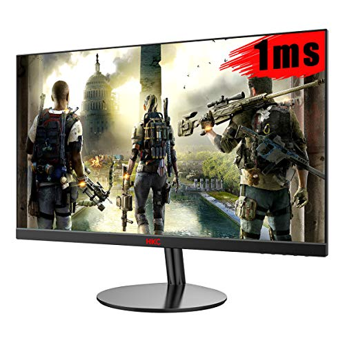 HKC 25' 1ms 1080P Full HD AMD Sync Gaming Monitor HDMI DP Inputs VESA Mount 2 Year Warranty 100% Srgb