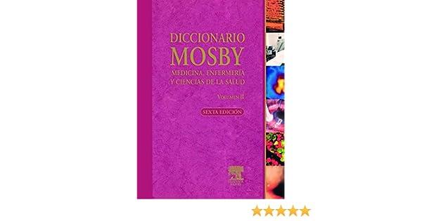 Diccionario De Terminos Medicos Mosby Pdf