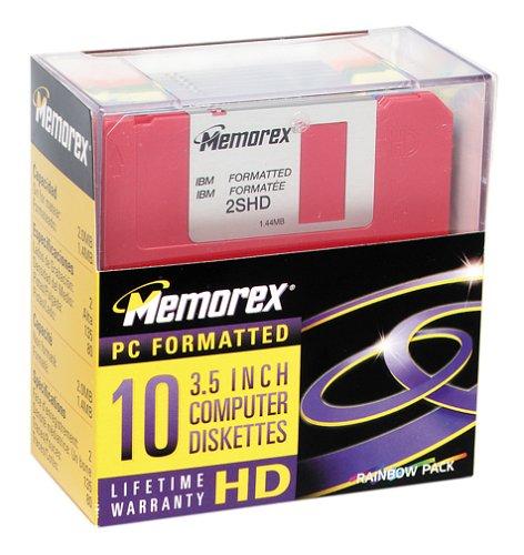 Memorex MF2HD 3.5