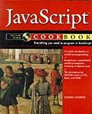 JavaScript Cookbook, Yosef Cohen, 0471181455